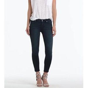 Paige Verdugo Ankle Skinny Jeans size 24